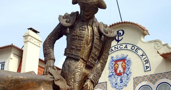 Estatua toureiro